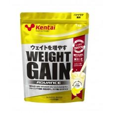 Протеиновый коктейль WHEIGHT GAIN - банан с молоком, Kentai